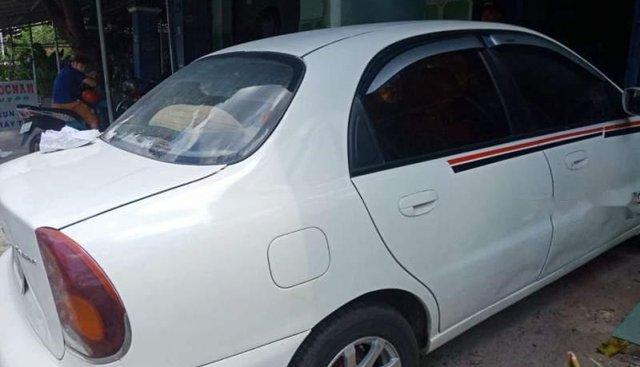 Cần bán lại xe Daewoo Lanos đời 2002, màu trắng, nhập khẩu, camera de