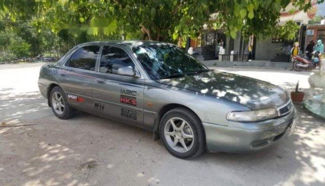 Bán Mazda 626 Sport sản xuất năm 1996, màu xám, nhập khẩu