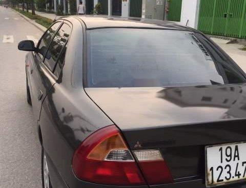 Bán Mitsubishi Lancer 2001, màu đen xe gia đình, giá chỉ 120 triệu