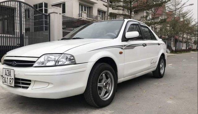 Bán Ford Laser đời 2005, màu trắng, xe nhập, bảo dưỡng định kỳ tại hãng