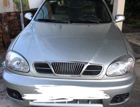 Bán Daewoo Lanos đời 2005, màu bạc xe gia đình, giá chỉ 75 triệu