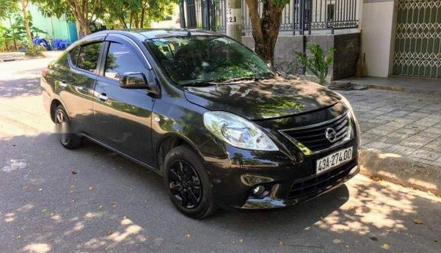 Bán Nissan Sunny 2017, màu đen chính chủ