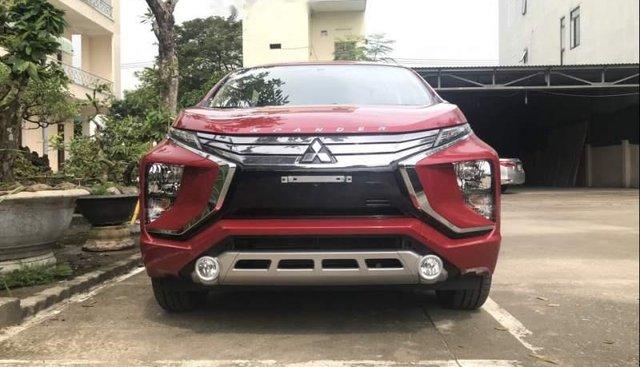 Bán ô tô Mitsubishi Xpander năm sản xuất 2019, màu đỏ, nhập khẩu nguyên chiếc Indonesia