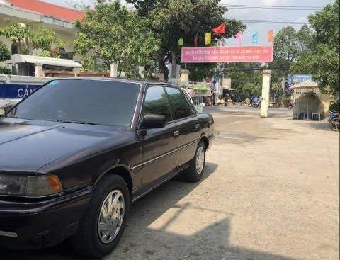 Cần bán gấp Toyota Camry MT đời 1988, nhập khẩu, máy móc dàn lạnh còn rất ngon