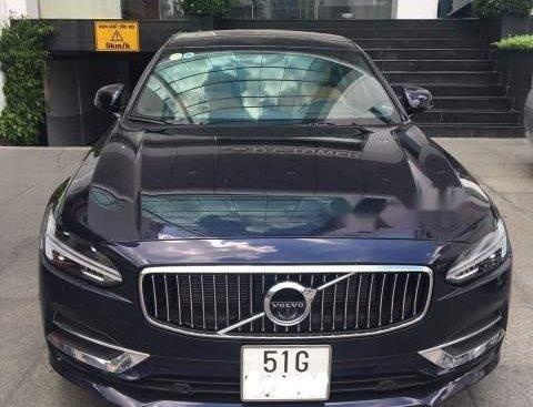 Bán Volvo S90 2017, nhập khẩu, biển số TP, giấy tờ rõ ràng