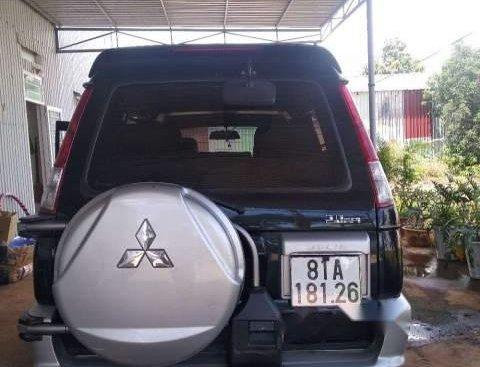 Cần bán gấp Mitsubishi Jolie đời 2005, màu đen, giá chỉ 185 triệu