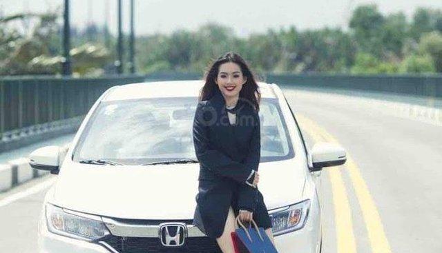 Cần bán xe Honda City mới 2019 màu trắng - Honda Ô tô Ninh Bình