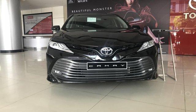 Bán Toyota Camry 2019 nhập Thái Lan nguyên chiếc, xe đủ màu giao ngay