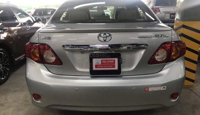 Bán Corolla Altis 2.0V 2010 màu bạc, xe đẹp mà giá lại quá rẻ, LH 0907969685