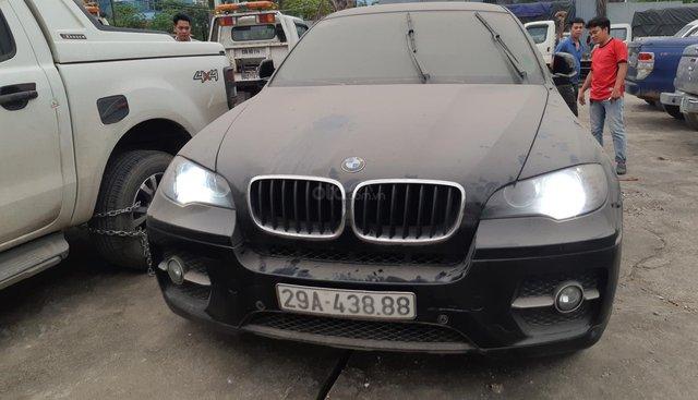 Cần bán BMW X6 xDrive35i sản xuất năm 2011, màu đen, nhập khẩu Đức