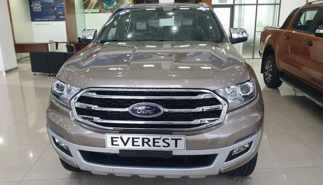 Cơ hội sở hữu Ford Everest chỉ với 300 Tr