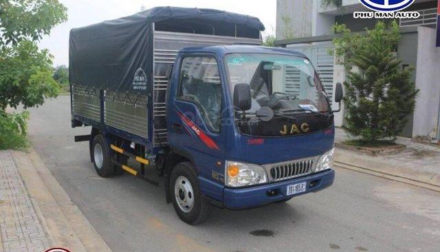 Bán xe tải JAC 2T4 ga cơ động cơ công nghệ Isuzu