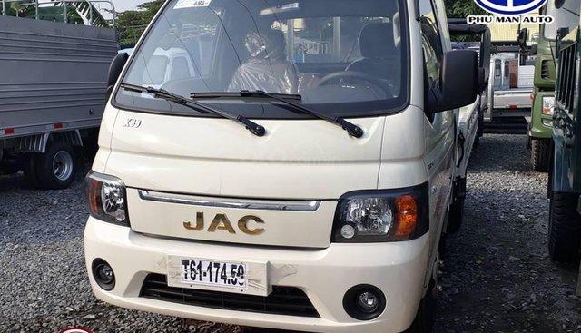 Bán xe tải JAC 1T25 thùng dài 3m2 trả trước 50 triệu