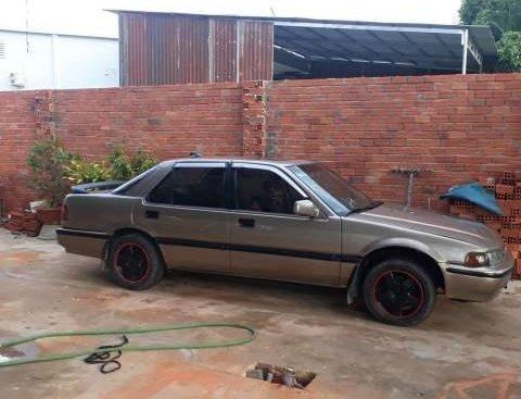 Bán xe Honda Accord đời 1989, xe đẹp máy phun xăng điện tử chạy êm ru