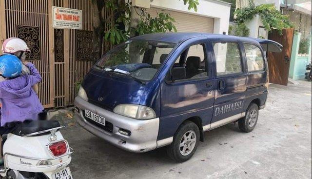 Cần bán lại xe Daihatsu Citivan đời 2003, màu xanh lam