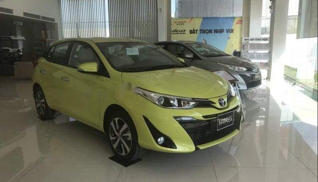 Bán ô tô Toyota Yaris 2019, nhập khẩu nguyên chiếc