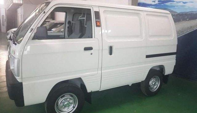 Bán Suzuki Blind Van năm sản xuất 2019, màu trắng, giá 293tr