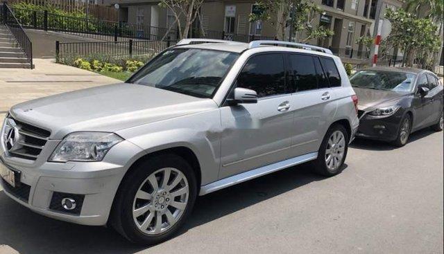 Bán Mercedes GLK 300 năm 2009, màu bạc chính chủ