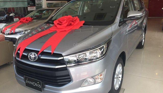 Innova số sàn trả trước từ 160 triệu nhận xe ngay tại Toyota Gò Vấp