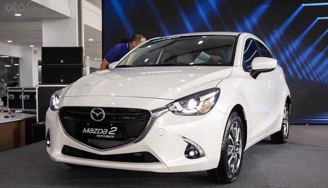 Bán xe Mazda 2 1.5 AT chỉ cần trả trước 160tr