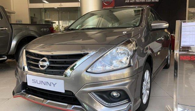 Bán ô tô Nissan Sunny đời 2019, màu trắng, giá chỉ từ 425tr