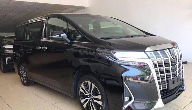 Bán Toyota Alphard Excutive Lounge sản xuất 2019 phiên bản cao cấp nhất