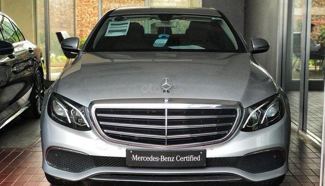 Chuyên Mercedes E200 lướt, ĐK 7/2018 chính hãng