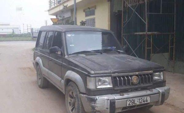 Cần bán xe Mekong Paso sản xuất năm 1997, máy dầu 2 cầu chạy rất khỏe