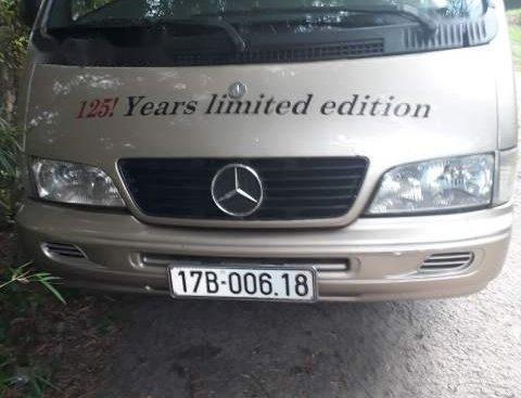 Bán xe Mercedes MB140 đời 2003, màu bạc, xe nhập