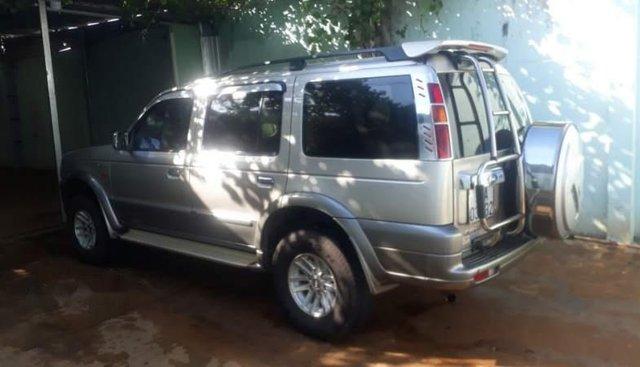 Chính chủ bán Ford Everest năm 2005, màu bạc