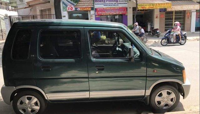Bán ô tô Suzuki Wagon R+ năm sản xuất 2003, xe nhập số sàn, giá cạnh tranh