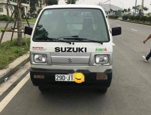 Chính chủ bán xe Suzuki Super Carry Van sản xuất 2018, màu trắng, xe nhập