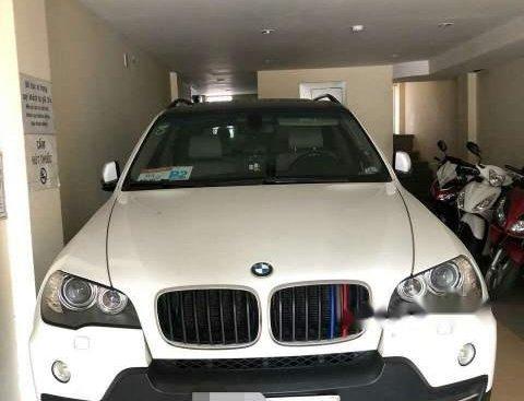 Cần bán gấp BMW X5 3.0si năm 2006, màu trắng