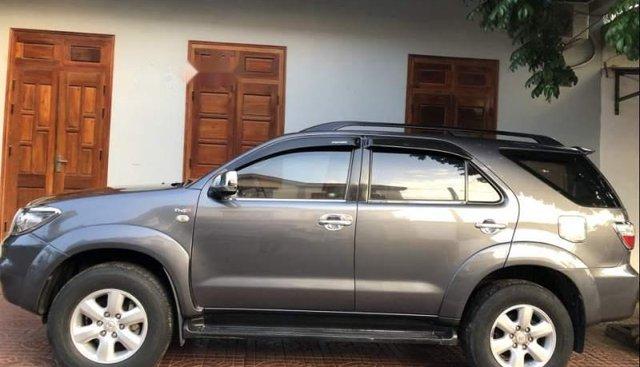 Cần bán xe Toyota Fortuner năm 2011, màu xám, 670tr