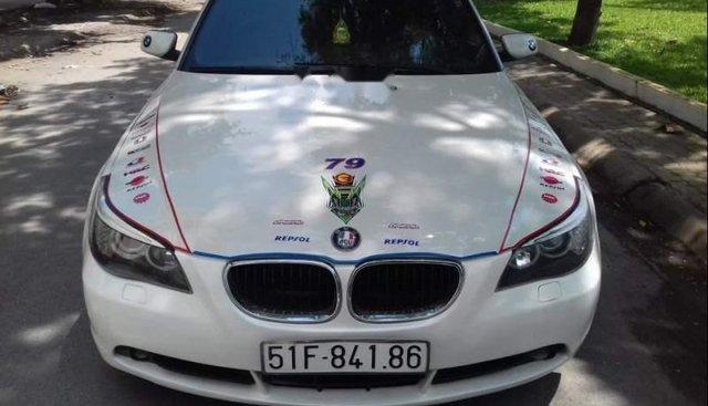Bán BMW 530 2006, màu trắng, nhập khẩu