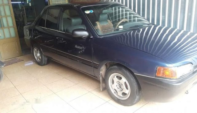 Bán Mazda 323 đời 1995, màu xanh lam, xe nhập