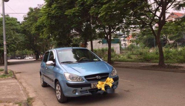 Bán Hyundai Getz 1.1 MT sản xuất 2009, nhập khẩu, giá tốt