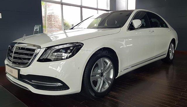 Cần bán xe Mercedes S450 sản xuất năm 2019, màu trắng