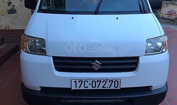 Cần bán lại xe Suzuki Super Carry Pro sản xuất 2011, màu trắng, nhập khẩu, giá chỉ 180 triệu