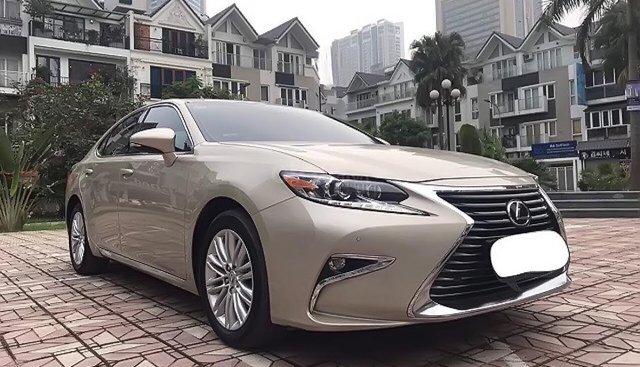Cần bán gấp Lexus ES 250 2017, nhập khẩu đẹp như mới
