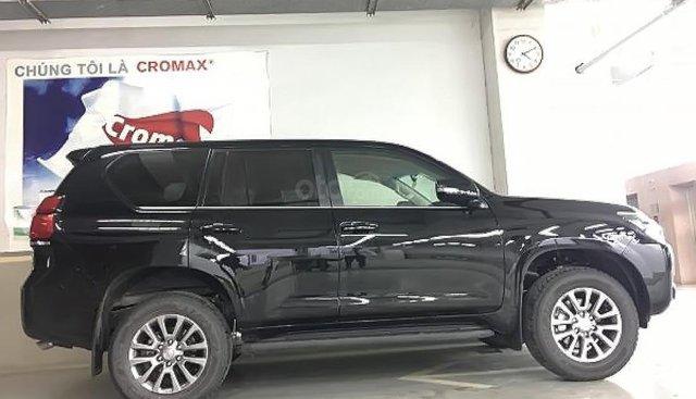 Bán xe Toyota Prado VX 2.7L sản xuất 2018, màu đen, xe nhập