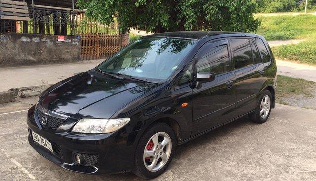 Bán ô tô Mazda Premacy số tự động 2006, màu đen còn mới, giá chỉ 238tr