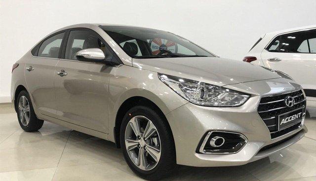 Hyundai Accent 2019 đủ màu, xe giao ngay - LH 0358406866