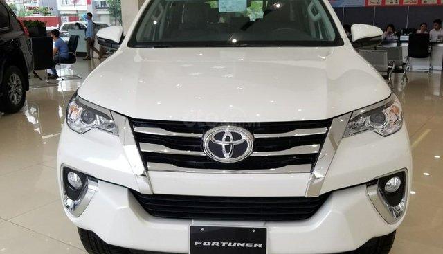 Bán ô tô Toyota Fortuner năm 2019, màu trắng, nhập khẩu nguyên chiếc