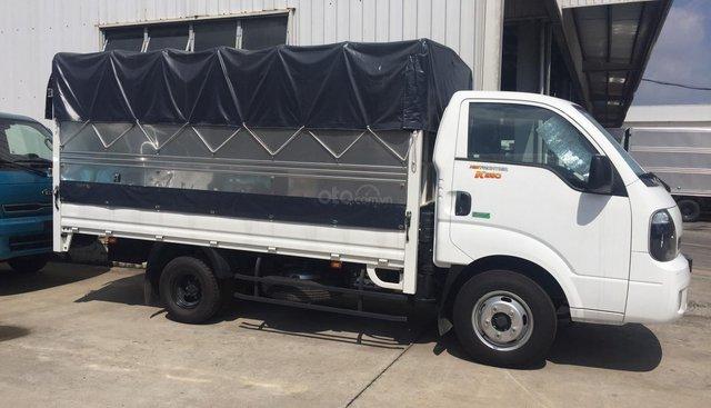 Kia K250, tải trọng 1.49 / 2.49 tấn, giá ưu đãi khuyến mãi 100%