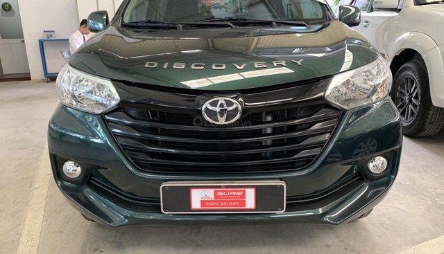 Cần bán Toyota Avanza 2.0E đời 2018, nhập khẩu, 570tr