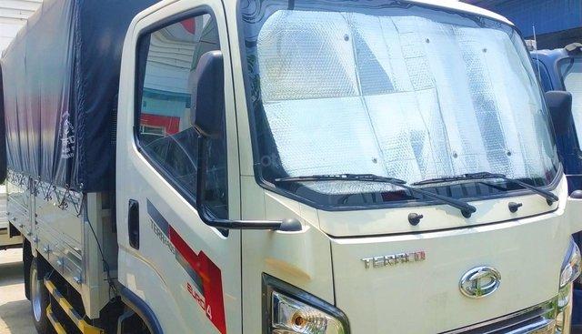 Bán Daehan Teraco T240S động cơ Isuzu, mạnh mẽ với turbo tăng áp, thùng mui bạt 5 bủng mở dài 3M7