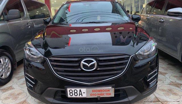 Bán xe Mazda CX 5 2.5 2017, màu đen, giá 780tr