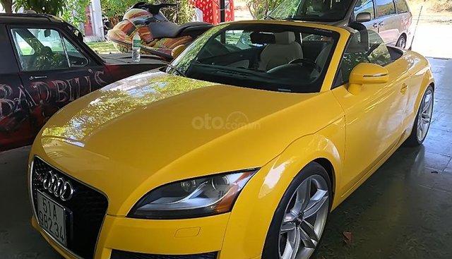 Cần bán xe Audi TT 2007, màu vàng, nhập khẩu nguyên chiếc