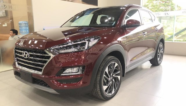 Hyundai Tucson 1.6 Turbo model 2019 - Đủ màu giao ngay - Gói KM lên tới 20 triệu - Ms Lan 0919929923